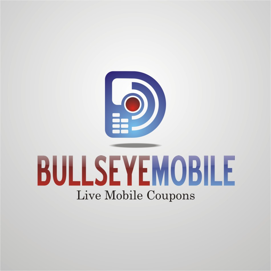 Logo Design by b49us - Entry No. 38 in the Logo Design Contest Bullseye Mobile.