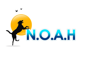 Logo Design by Crystal Desizns - Entry No. 28 in the Logo Design Contest Fun Logo Design for N.O.A.H..