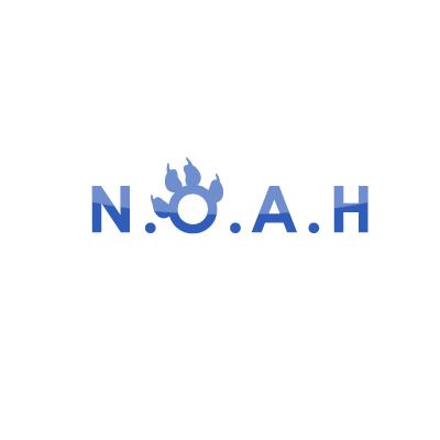 Logo Design by Crystal Desizns - Entry No. 29 in the Logo Design Contest Fun Logo Design for N.O.A.H..