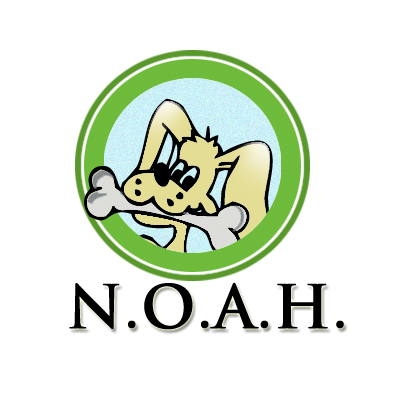 Logo Design by Crystal Desizns - Entry No. 31 in the Logo Design Contest Fun Logo Design for N.O.A.H..