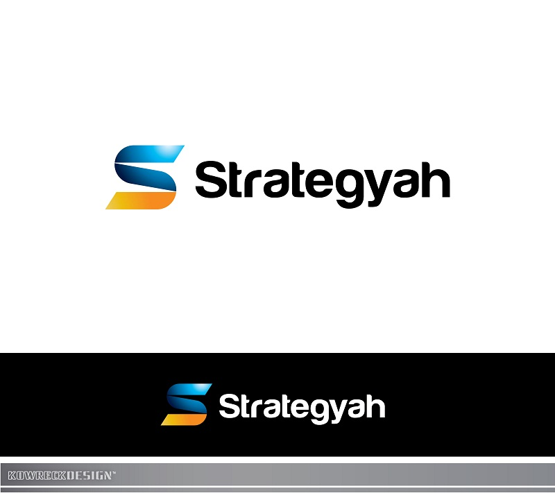 Logo Design by kowreck - Entry No. 474 in the Logo Design Contest Creative Logo Design for Strategyah.