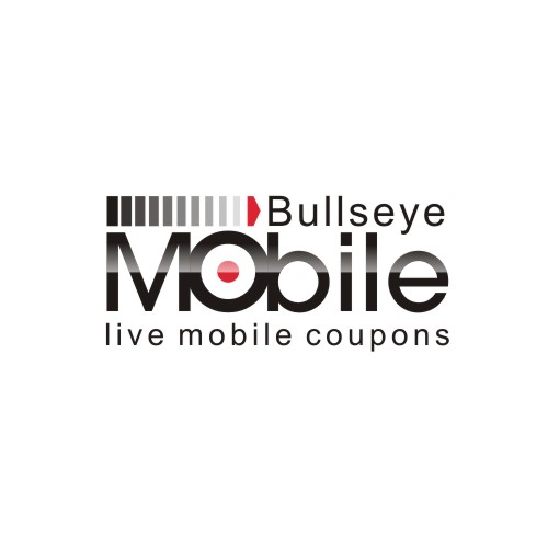 Logo Design by mare-ingenii - Entry No. 39 in the Logo Design Contest Bullseye Mobile.