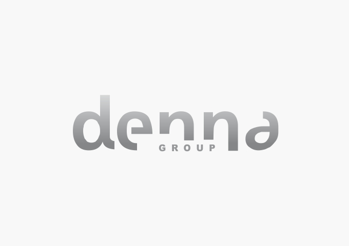 Logo Design by Rizwan Saeed - Entry No. 250 in the Logo Design Contest Denna Group Logo Design.