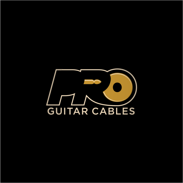 Logo Design by Private User - Entry No. 49 in the Logo Design Contest Pro Guitar Cables Logo Design.