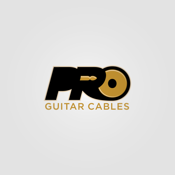 Logo Design by Private User - Entry No. 50 in the Logo Design Contest Pro Guitar Cables Logo Design.