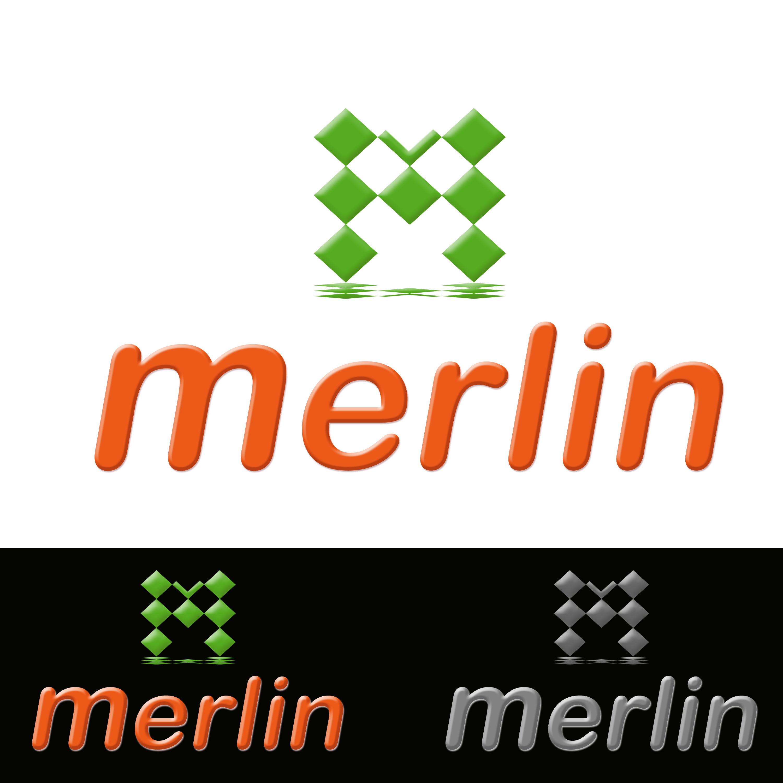 Logo Design by Roberto Sibbaluca - Entry No. 27 in the Logo Design Contest Imaginative Logo Design for Merlin.