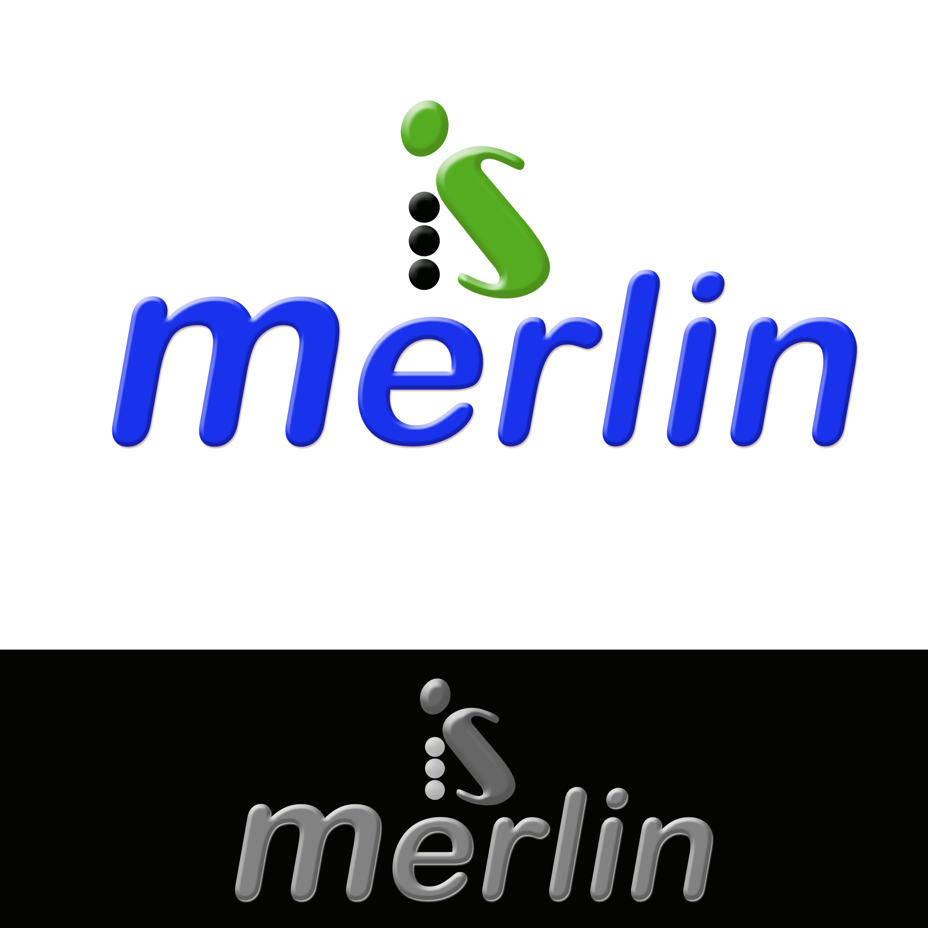 Logo Design by Roberto Sibbaluca - Entry No. 28 in the Logo Design Contest Imaginative Logo Design for Merlin.