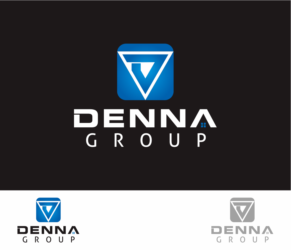 Logo Design by Armada Jamaluddin - Entry No. 261 in the Logo Design Contest Denna Group Logo Design.