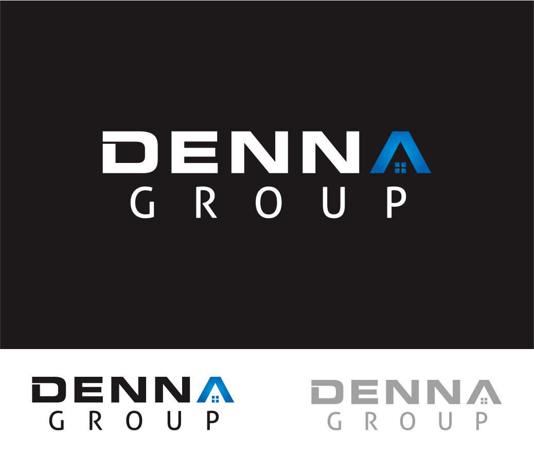 Logo Design by Armada Jamaluddin - Entry No. 262 in the Logo Design Contest Denna Group Logo Design.