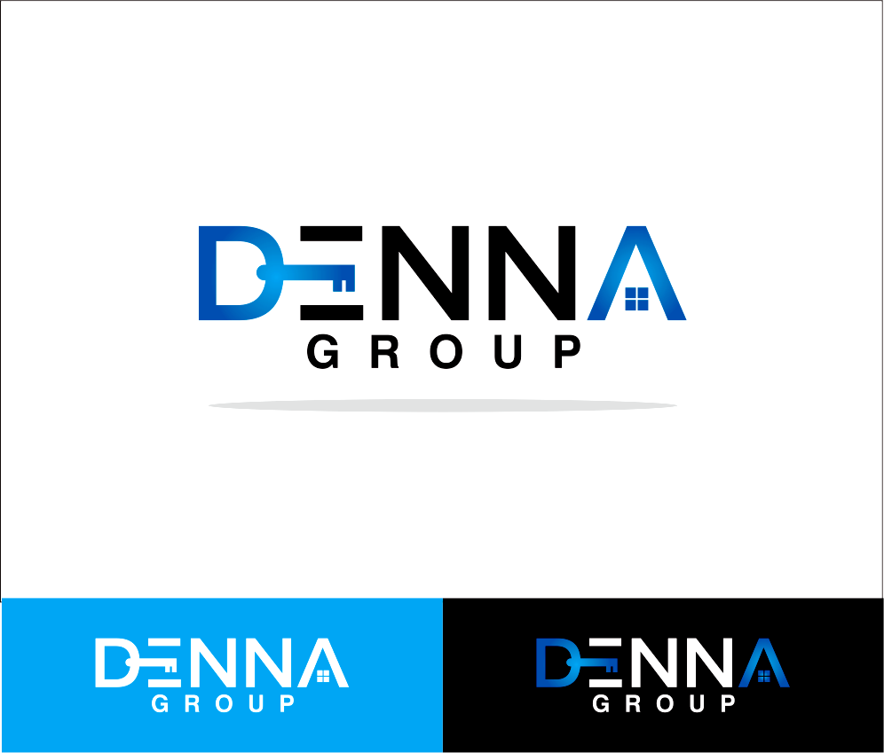 Logo Design by Armada Jamaluddin - Entry No. 263 in the Logo Design Contest Denna Group Logo Design.