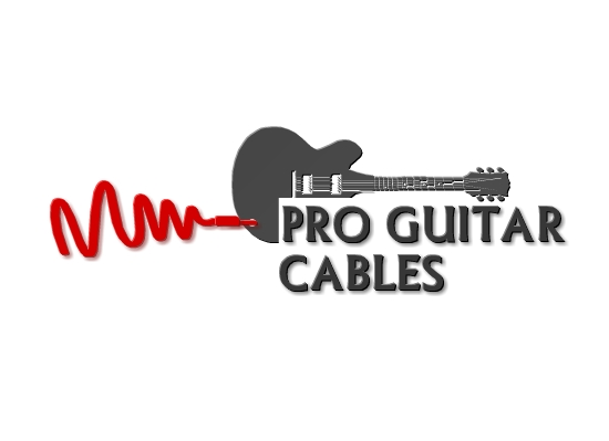 Logo Design by Ismail Adhi Wibowo - Entry No. 56 in the Logo Design Contest Pro Guitar Cables Logo Design.
