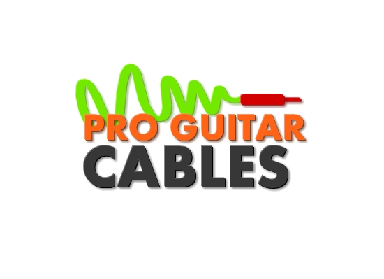 Logo Design by Ismail Adhi Wibowo - Entry No. 58 in the Logo Design Contest Pro Guitar Cables Logo Design.
