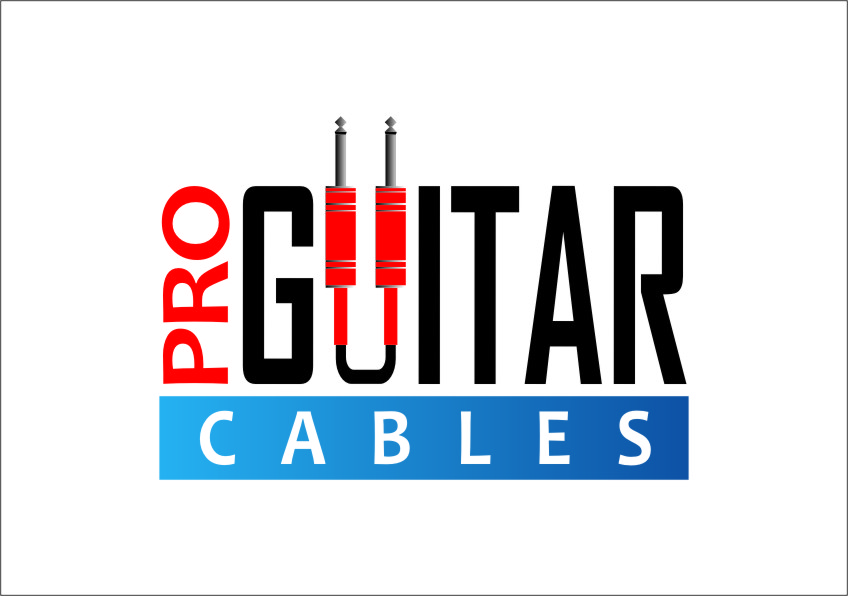 Logo Design by RasYa Muhammad Athaya - Entry No. 67 in the Logo Design Contest Pro Guitar Cables Logo Design.