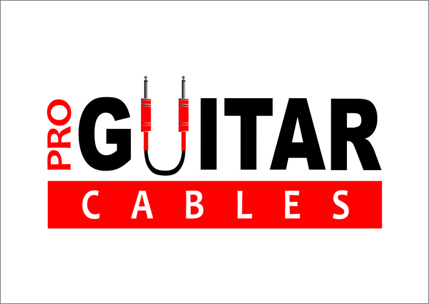 Logo Design by RasYa Muhammad Athaya - Entry No. 68 in the Logo Design Contest Pro Guitar Cables Logo Design.