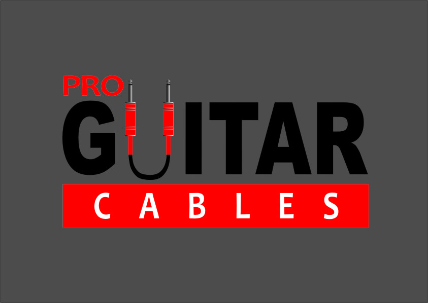 Logo Design by RasYa Muhammad Athaya - Entry No. 69 in the Logo Design Contest Pro Guitar Cables Logo Design.