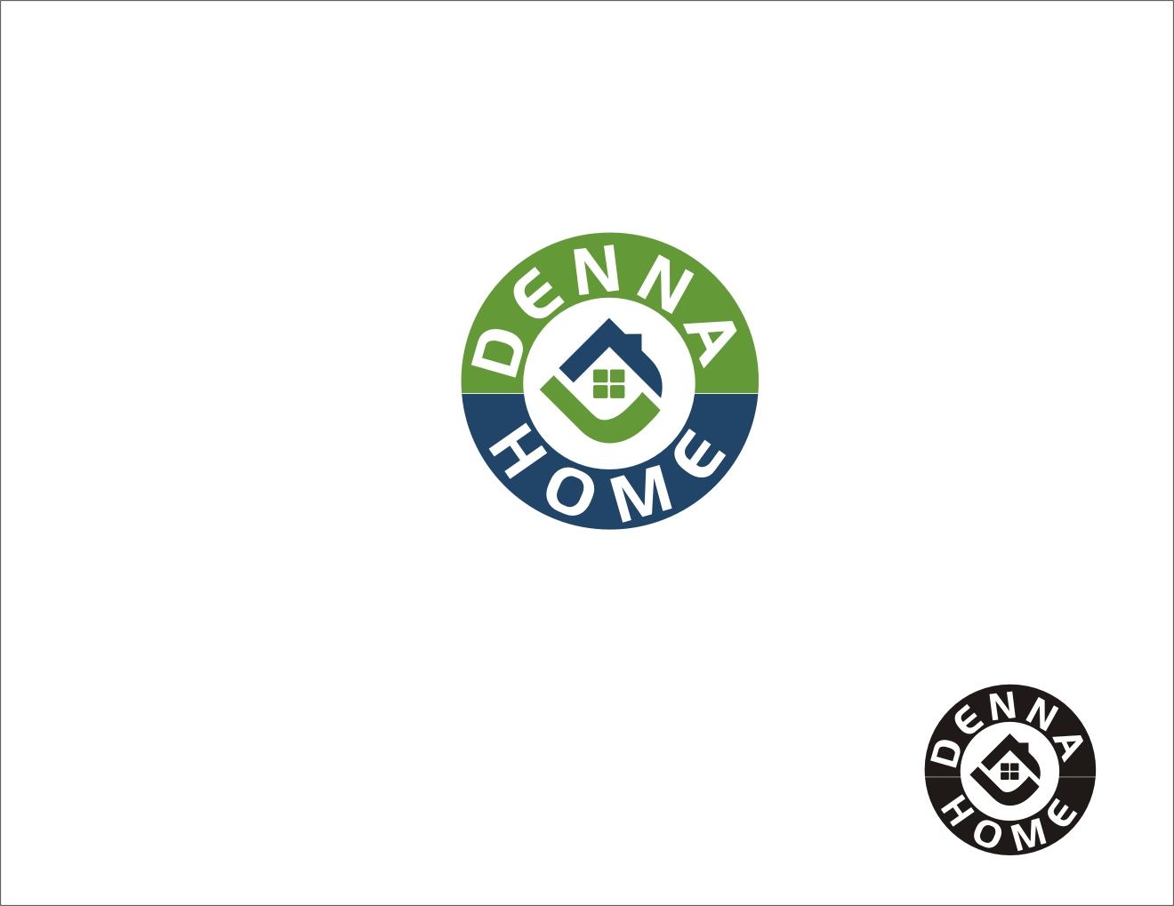 Logo Design by Private User - Entry No. 272 in the Logo Design Contest Denna Group Logo Design.