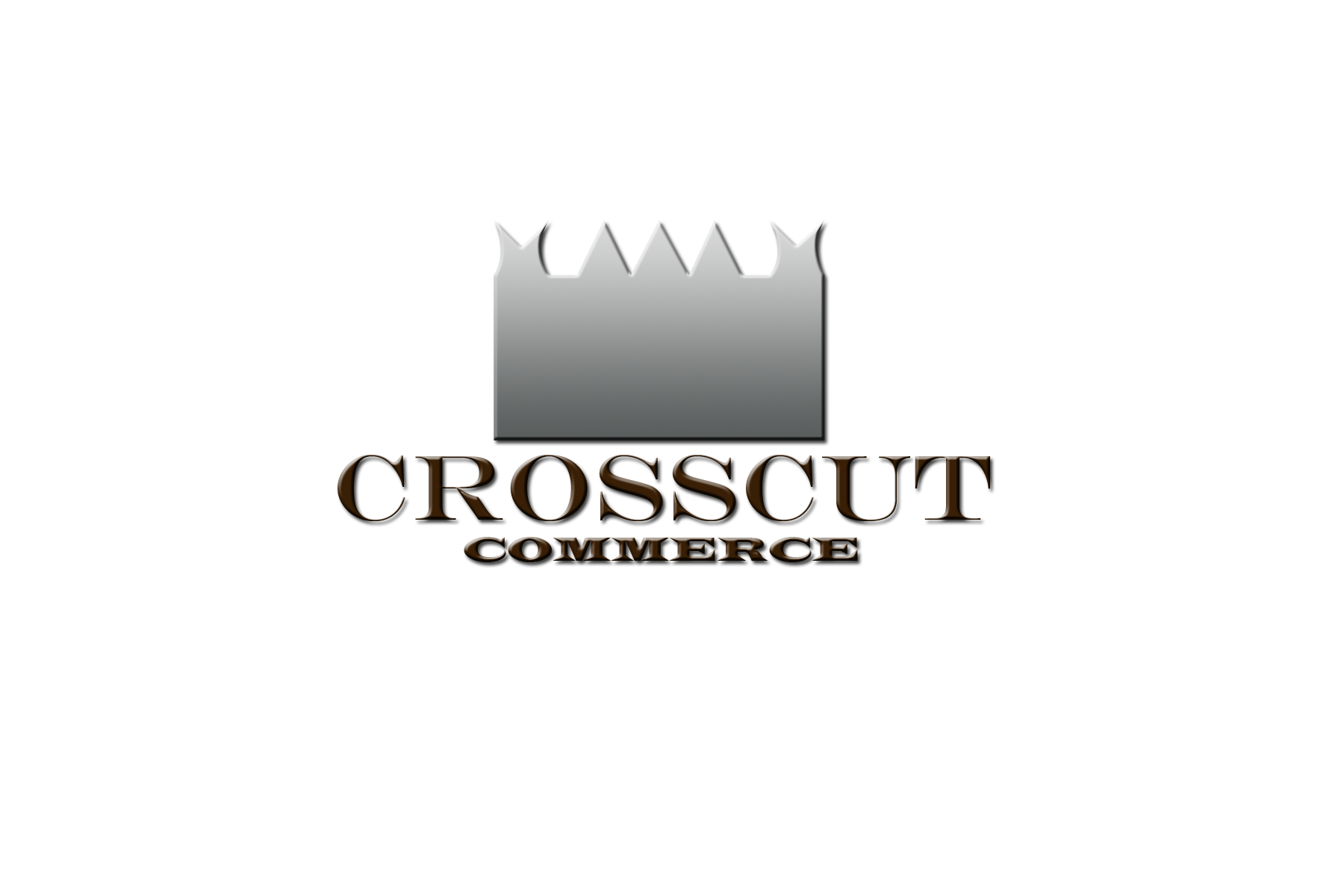 Logo Design by Private User - Entry No. 39 in the Logo Design Contest New Logo Design for CrossCut Commerce.