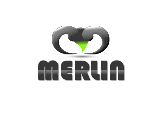 Logo Design by Ismail Adhi Wibowo - Entry No. 36 in the Logo Design Contest Imaginative Logo Design for Merlin.