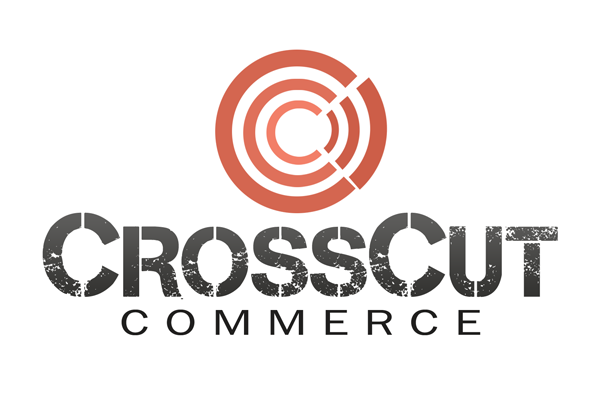 Logo Design by Private User - Entry No. 42 in the Logo Design Contest New Logo Design for CrossCut Commerce.