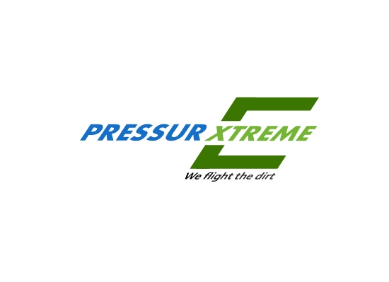 Logo Design by Ismail Adhi Wibowo - Entry No. 37 in the Logo Design Contest New Logo Design for PRESSUREXTREME.