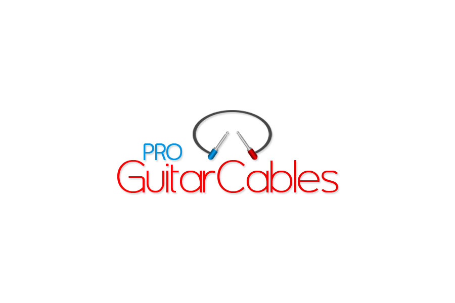 Logo Design by Private User - Entry No. 74 in the Logo Design Contest Pro Guitar Cables Logo Design.