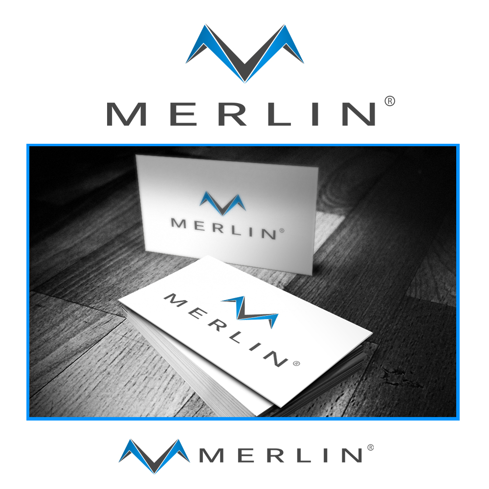 Logo Design by omARTist - Entry No. 39 in the Logo Design Contest Imaginative Logo Design for Merlin.