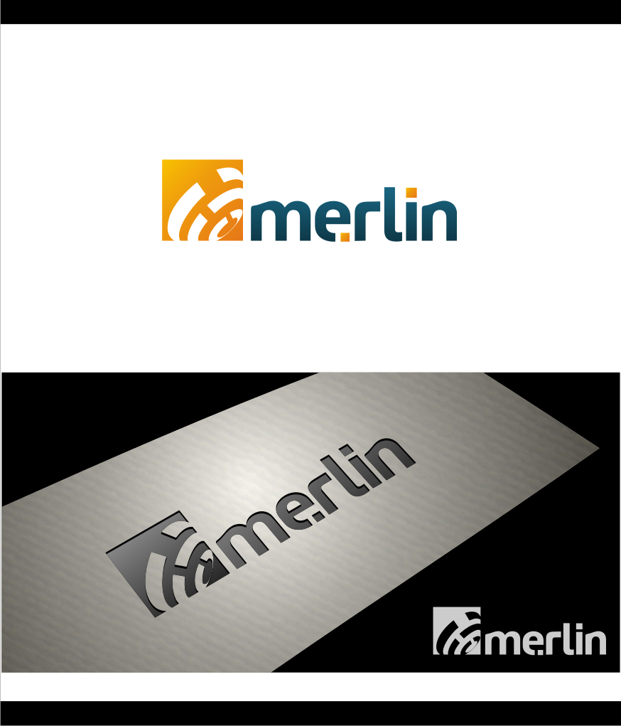 Logo Design by graphicleaf - Entry No. 43 in the Logo Design Contest Imaginative Logo Design for Merlin.