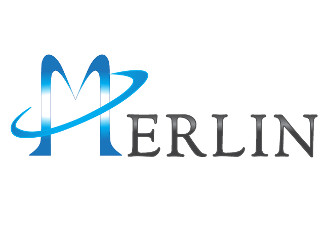 Logo Design by Cary Kumm - Entry No. 44 in the Logo Design Contest Imaginative Logo Design for Merlin.