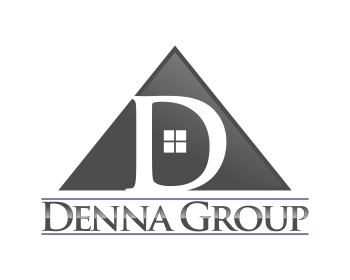 Logo Design by Private User - Entry No. 279 in the Logo Design Contest Denna Group Logo Design.