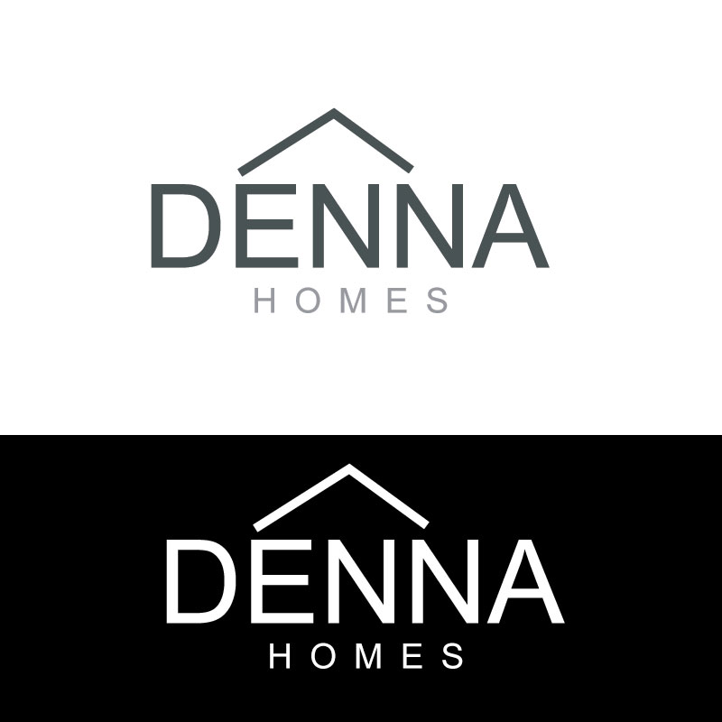 Logo Design by Private User - Entry No. 280 in the Logo Design Contest Denna Group Logo Design.