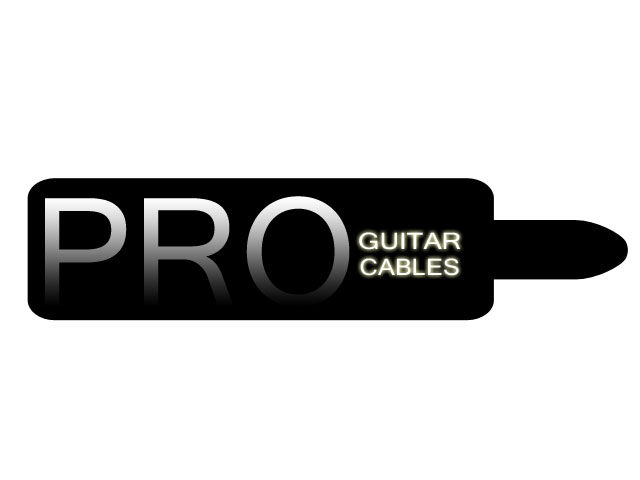 Logo Design by Moag - Entry No. 82 in the Logo Design Contest Pro Guitar Cables Logo Design.