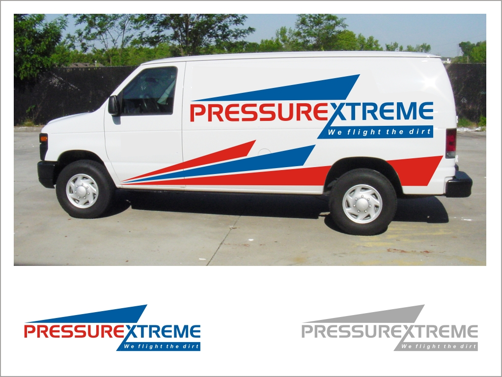 Logo Design by RED HORSE design studio - Entry No. 43 in the Logo Design Contest New Logo Design for PRESSUREXTREME.