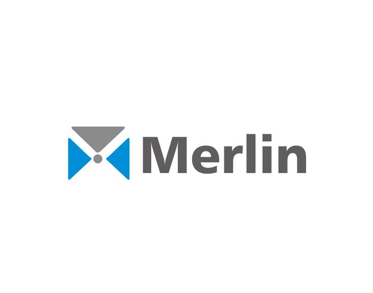 Logo Design by ronny - Entry No. 51 in the Logo Design Contest Imaginative Logo Design for Merlin.