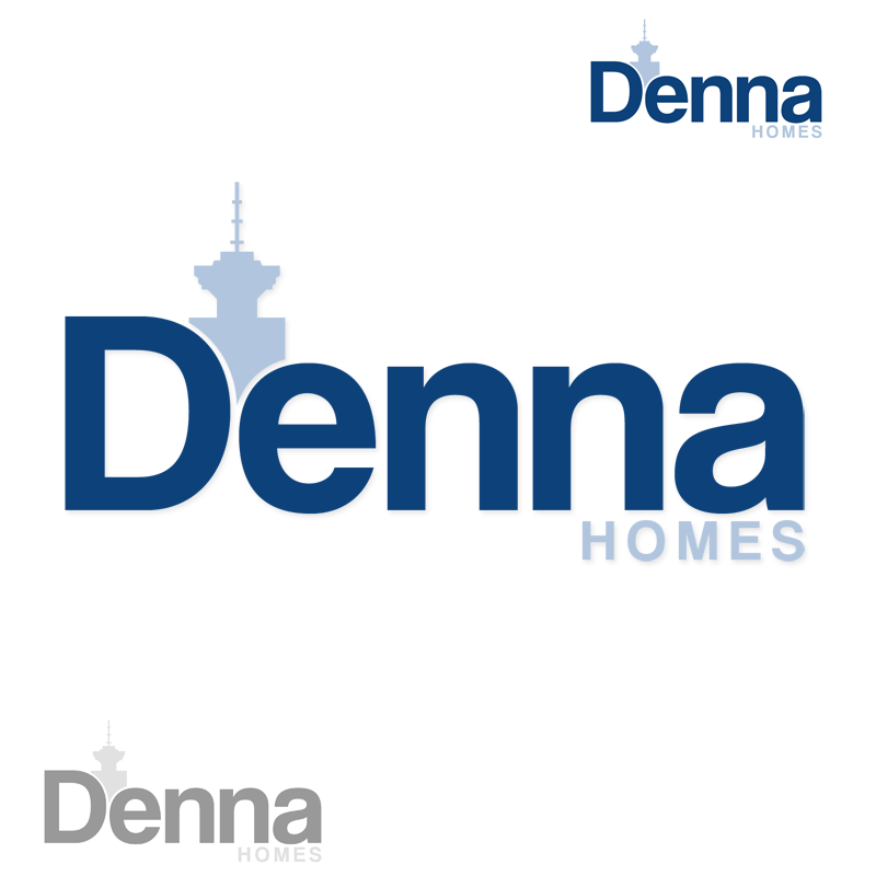 Logo Design by Private User - Entry No. 286 in the Logo Design Contest Denna Group Logo Design.