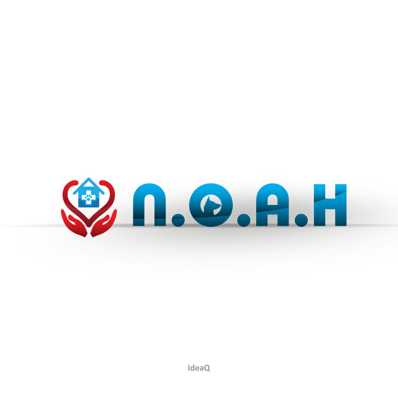 Logo Design by Private User - Entry No. 47 in the Logo Design Contest Fun Logo Design for N.O.A.H..