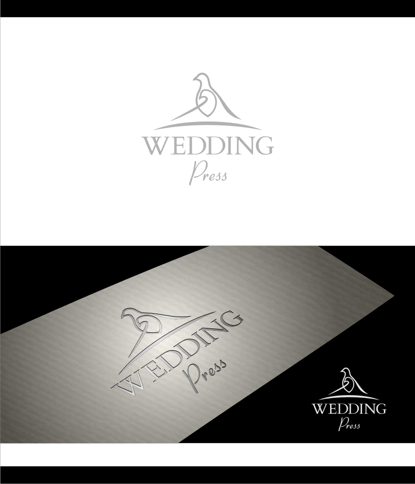 Logo Design by graphicleaf - Entry No. 1 in the Logo Design Contest Wedding Writes Logo Design.