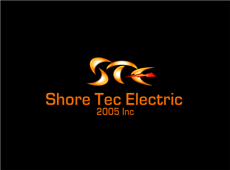 Logo Design by openartposter - Entry No. 84 in the Logo Design Contest Shore Tec Electric 2005 Inc.