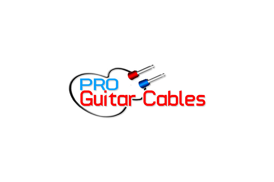 Logo Design by Private User - Entry No. 91 in the Logo Design Contest Pro Guitar Cables Logo Design.