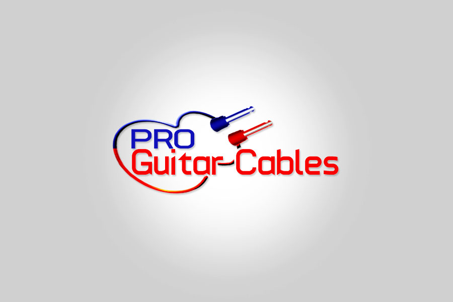 Logo Design by Private User - Entry No. 94 in the Logo Design Contest Pro Guitar Cables Logo Design.
