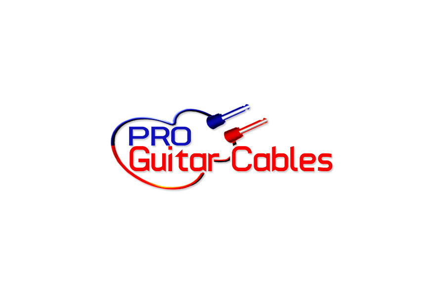 Logo Design by Private User - Entry No. 95 in the Logo Design Contest Pro Guitar Cables Logo Design.