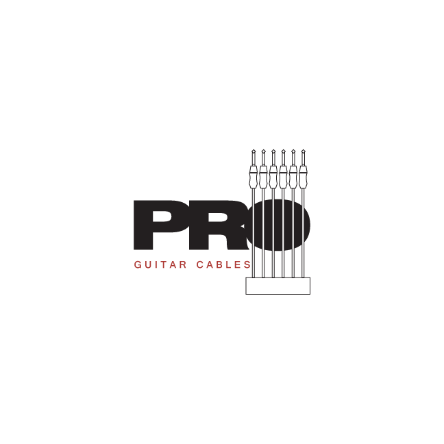 Logo Design by atmm - Entry No. 96 in the Logo Design Contest Pro Guitar Cables Logo Design.