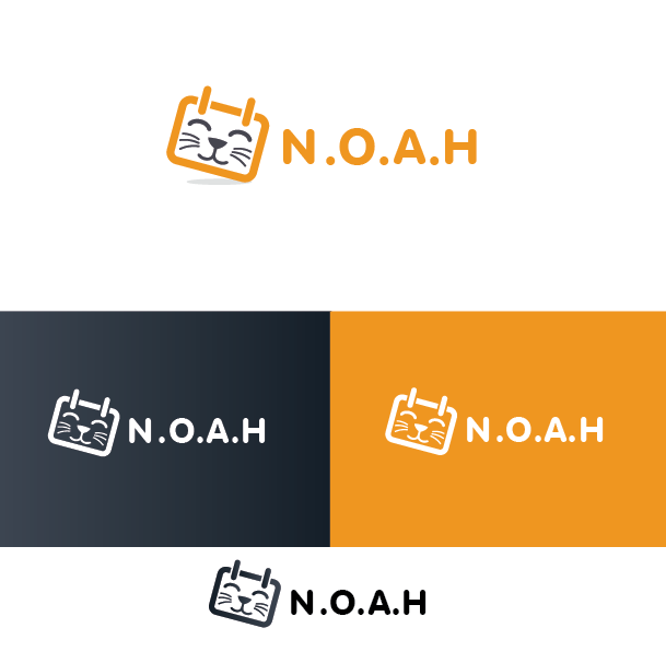 Logo Design by Private User - Entry No. 49 in the Logo Design Contest Fun Logo Design for N.O.A.H..