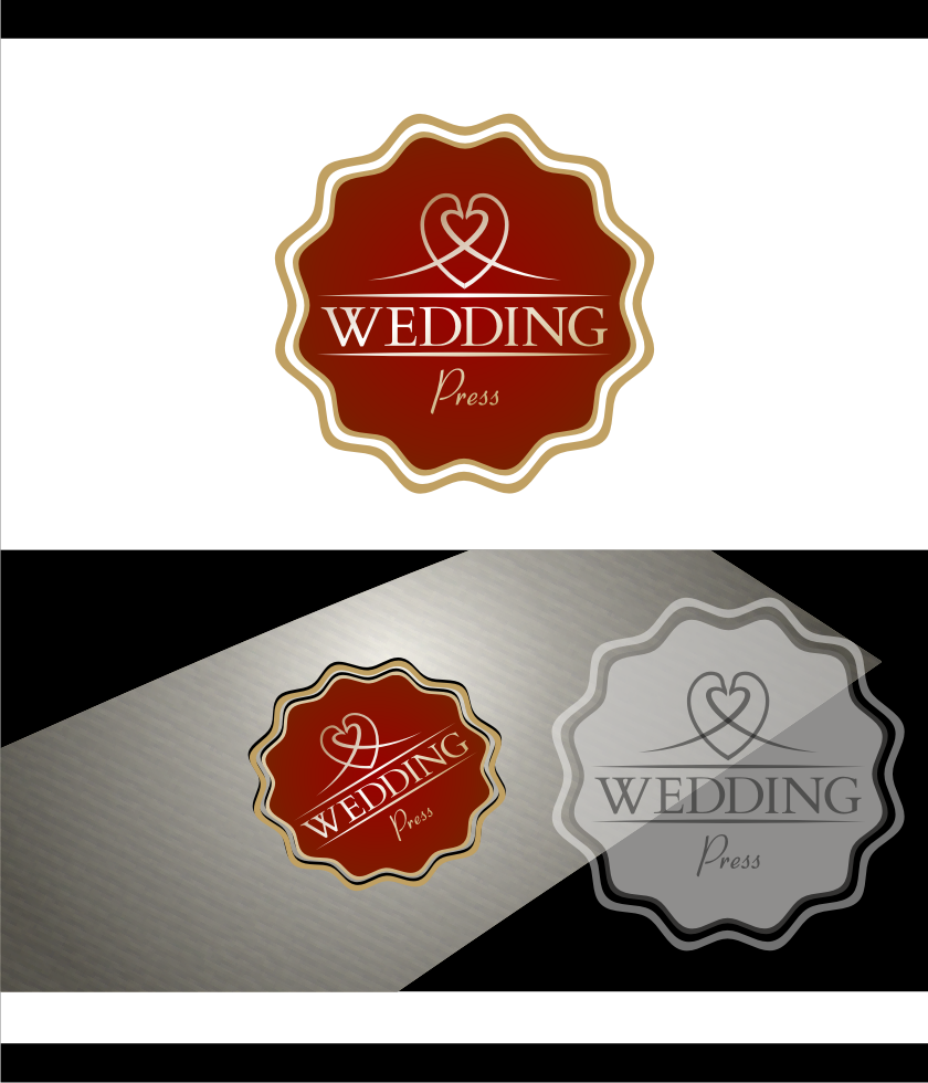 Logo Design by graphicleaf - Entry No. 4 in the Logo Design Contest Wedding Writes Logo Design.