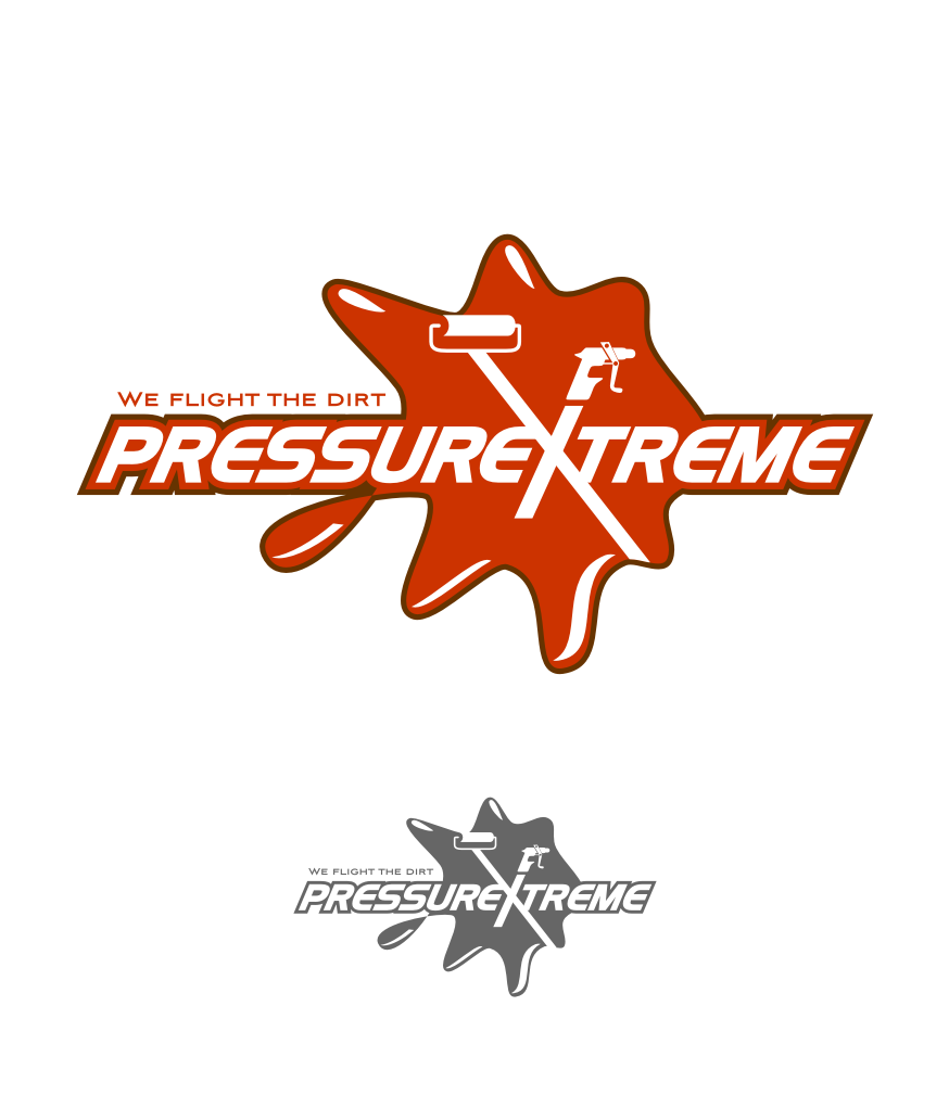 Logo Design by graphicleaf - Entry No. 54 in the Logo Design Contest New Logo Design for PRESSUREXTREME.