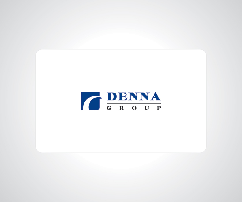 Logo Design by vdhadse - Entry No. 310 in the Logo Design Contest Denna Group Logo Design.