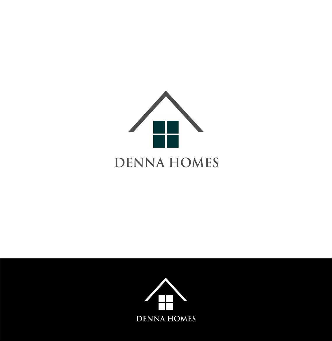 Logo Design by haidu - Entry No. 312 in the Logo Design Contest Denna Group Logo Design.