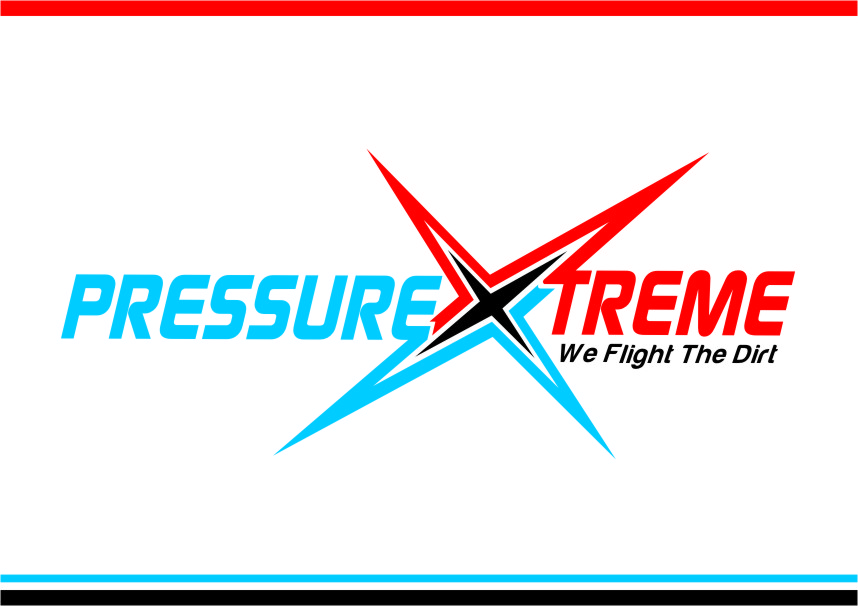 Logo Design by Ngepet_art - Entry No. 61 in the Logo Design Contest New Logo Design for PRESSUREXTREME.