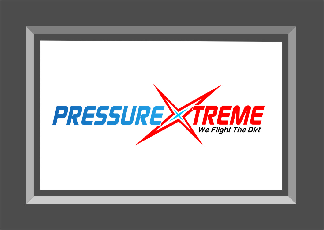 Logo Design by RasYa Muhammad Athaya - Entry No. 63 in the Logo Design Contest New Logo Design for PRESSUREXTREME.