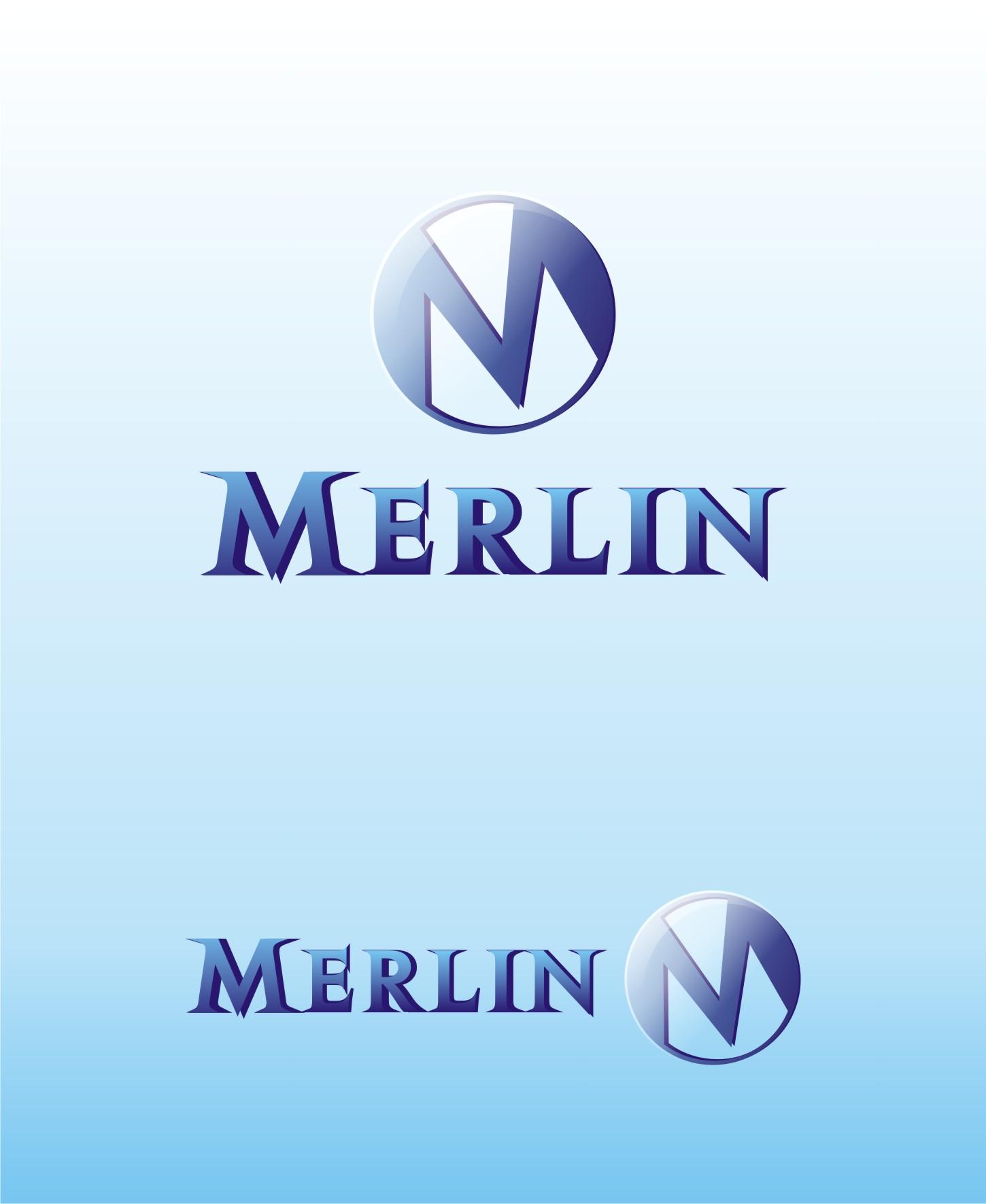 Logo Design by Private User - Entry No. 54 in the Logo Design Contest Imaginative Logo Design for Merlin.