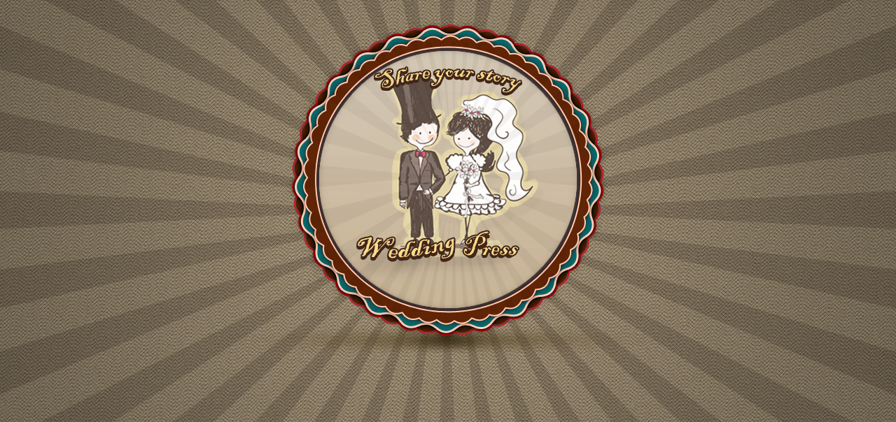 Logo Design by Dio Graphics - Entry No. 10 in the Logo Design Contest Wedding Writes Logo Design.